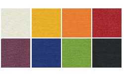 Colores de tela para parasoles - Velabox
