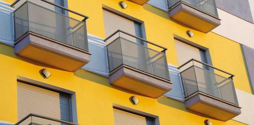 Persianas en PVC en ventanas - Velabox