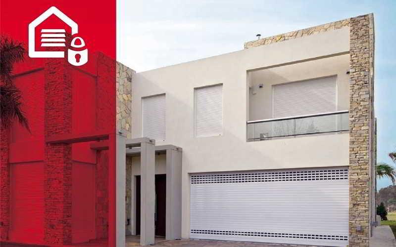 Puertas enrollables para garaje - Velabox